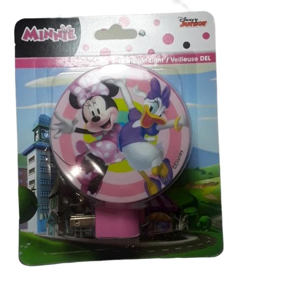 Disney Junior Minnie LED Night Lights